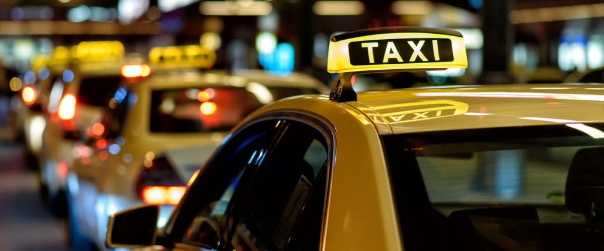 Бесплатное такси при ремонте на нашем автосервисе